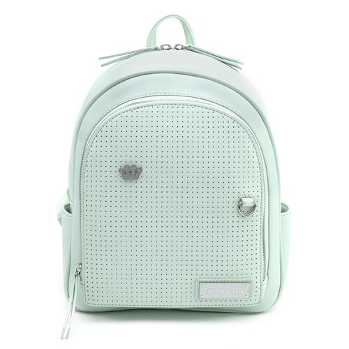 Loungefly Mint Pin Trader Mini-Backpack