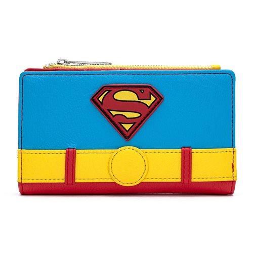 Superman Vintage Cosplay Wallet