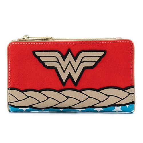 Wonder Woman Vintage Cosplay Wallet