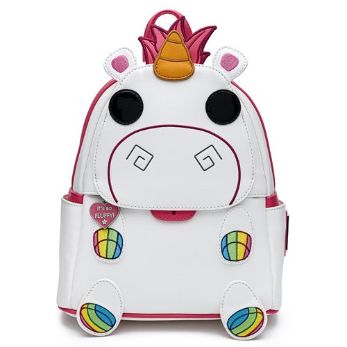 Minions Pop! by Loungefly Fluffly Unicorn Mini-Backpack