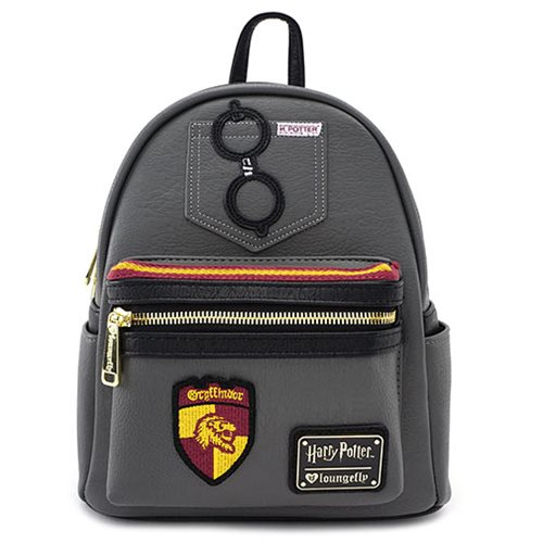 Harry Potter Gryffindor Uniform H. Potter Mini Backpack