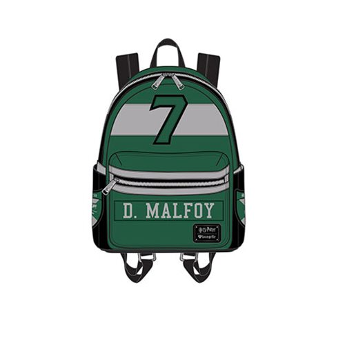 Harry Potter Slytherin D. Malfoy Mini Backpack