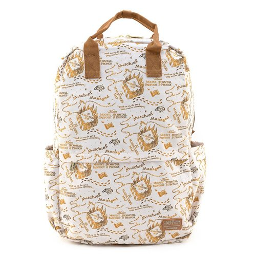 Harry Potter Marauders Map Nylon Backpack