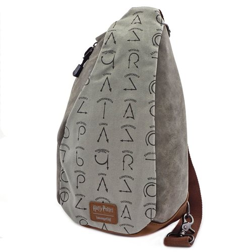 Harry Potter Spells Sling Bag