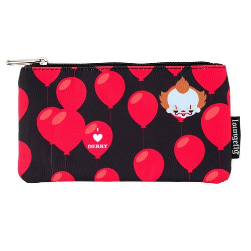 It Pennywise I Heart Derry Balloons Nylon Pouch