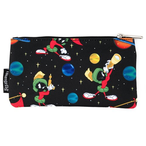 Looney Tunes Marvin the Martian Space Nylon Pouch