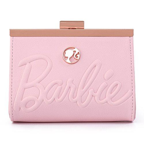 Barbie Rose Gold Kisslock Wallet