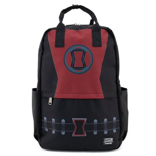 Marvel Black Widow Cosplay Nylon Backpack