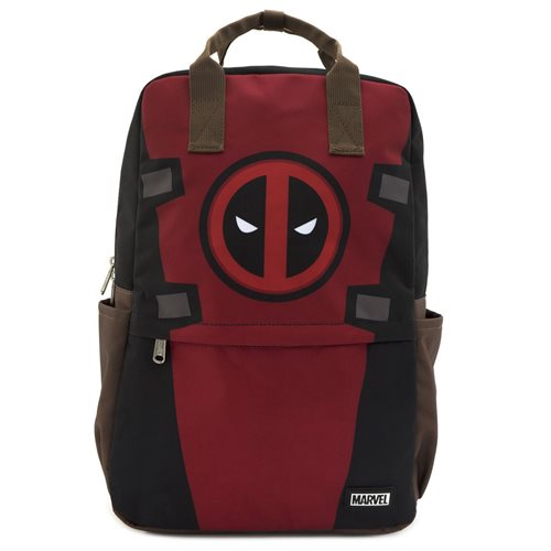 Deadpool Cosplay Nylon Backpack