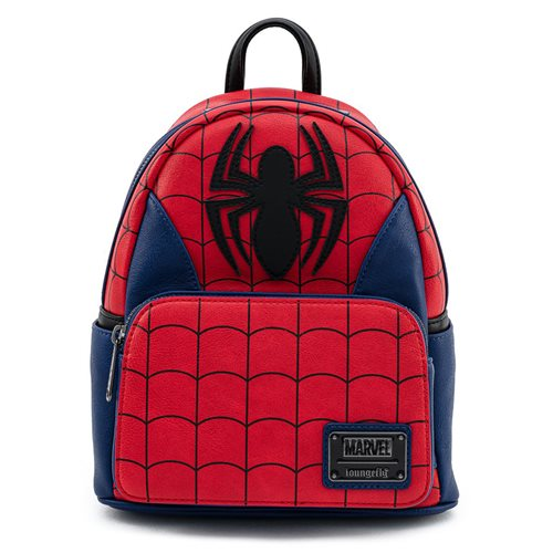 Marvel Spider-Man Classic Mini-Backpack