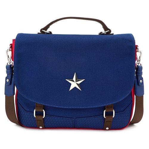 Captain America Endgame Hero Messenger Bag
