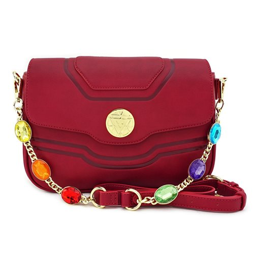Iron Man Gauntlet Endgame Hero Crossbody Purse