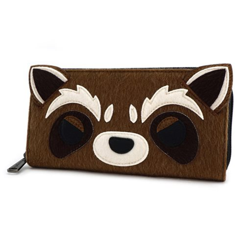 Guardians of the Galaxy Rocket Raccoon Zip-Around Wallet