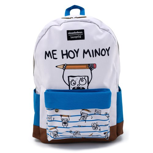 SpongeBob SquarePants DoodleBob Nylon Backpack