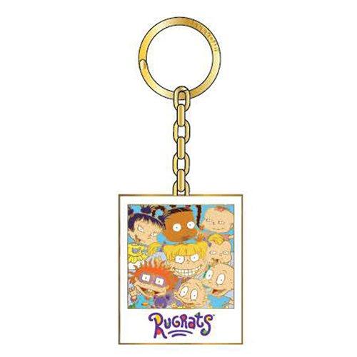Rugrats Characters Photo Key Chain