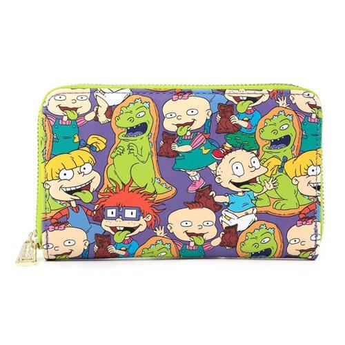 Rugrats Characters Print Wallet