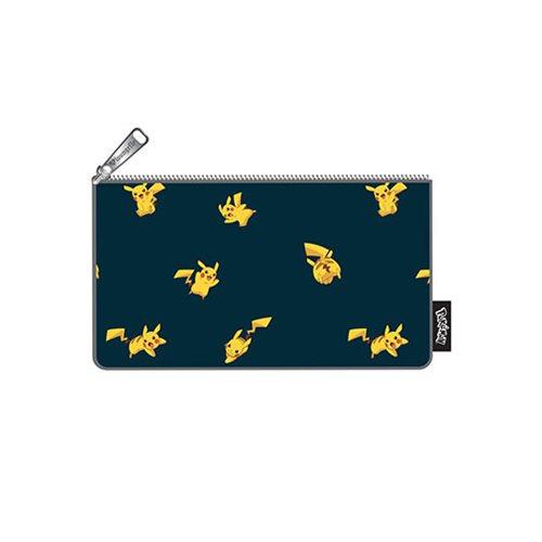 Pokemon Pikachu Print Pencil Case
