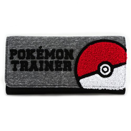 d791c3ae87a Pokemon Trainer Tri-Fold Wallet · Entertainment EarthPreorder  36.00