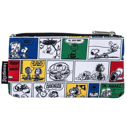 Peanuts 70th Anniversary Comics Nylon Pouch