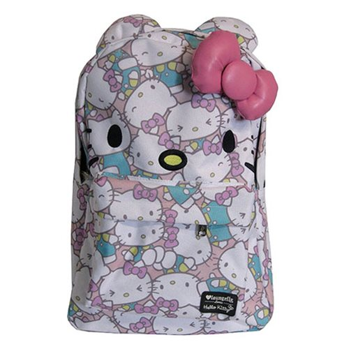 Hello Kitty Multi-Face Pastel Backpack