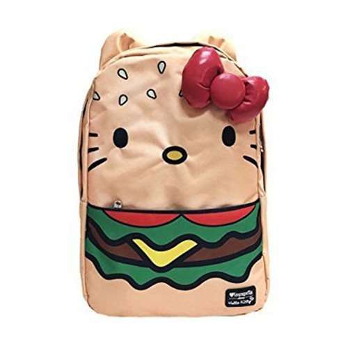 Hello Kitty Burger Backpack