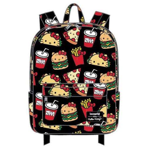 Hello Kitty Snacks Nylon Backpack