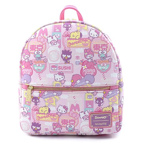Sanrio Hello Kitty Kawaii Convertible Backpack