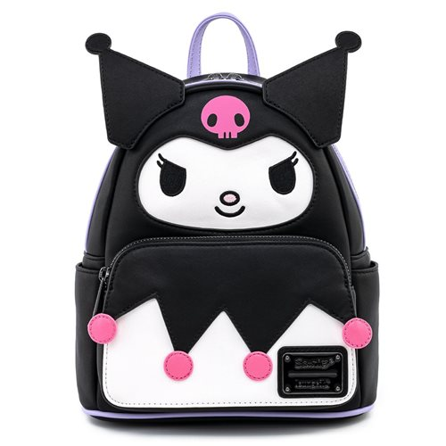 Sanrio Kuromi Cosplay Mini-Backpack