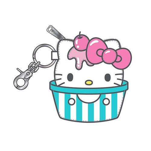 Hello Sanrio Hello Kitty Ice Cream Coin Bag