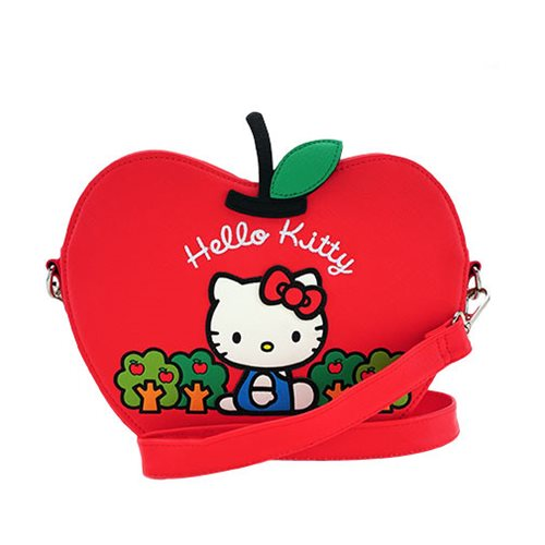 Hello Kitty Apple Crossbody Purse