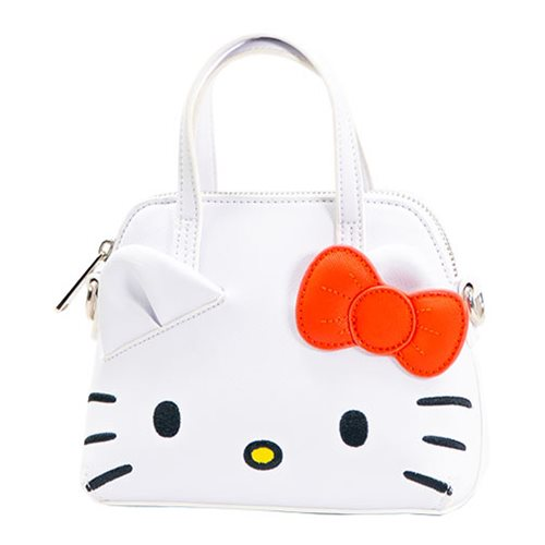 Hello Kitty Mini Dome Crossbody Purse