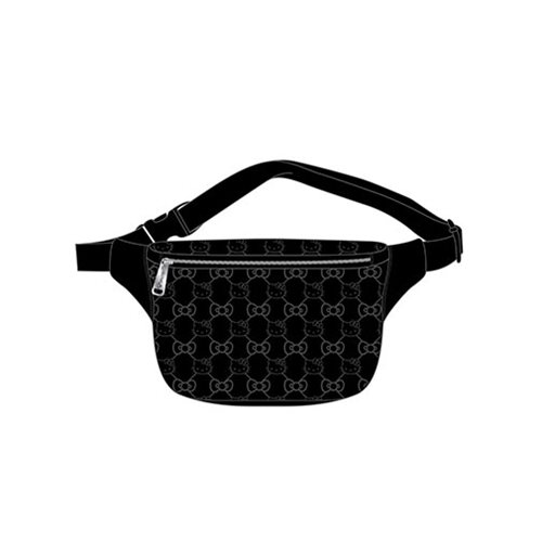 Hello Kitty Bow Quilted Fanny Pack