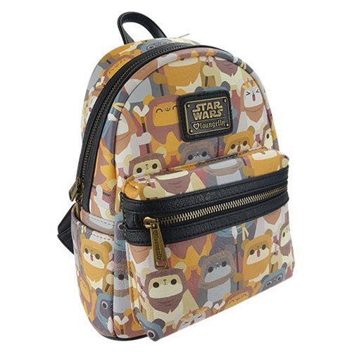 Star Wars Ewok Print Mini-Backpack