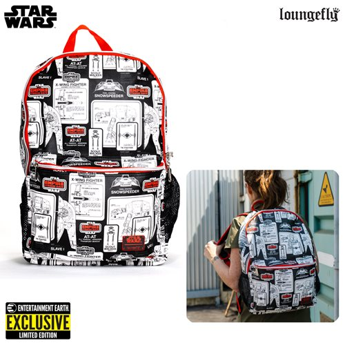Star Wars: ESB 40th Anniversary Backpack – EE Excl.