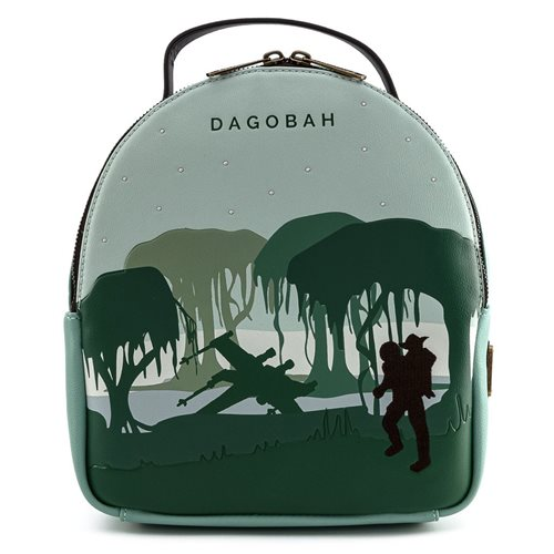 Star Wars Dagobah Mini-Backpack Set with Pouch