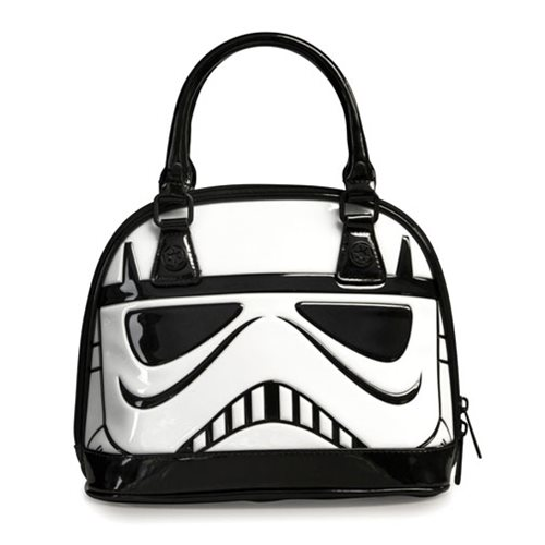 Star Wars Stormtrooper Patent Dome Purse