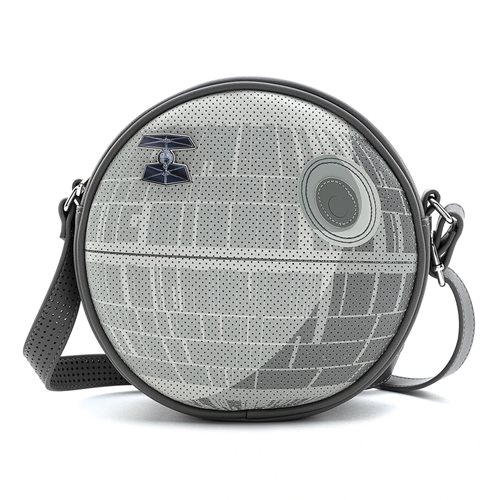 Star Wars Empire 40th Anniversary Death Star Bag with Pin