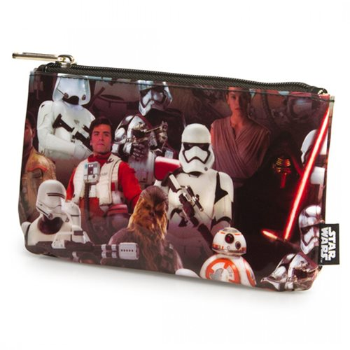 Star Wars: The Force Awakens Multi Character Pencil Case
