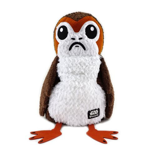 Star Wars: The Last Jedi Porg Full Body Plush Backpack