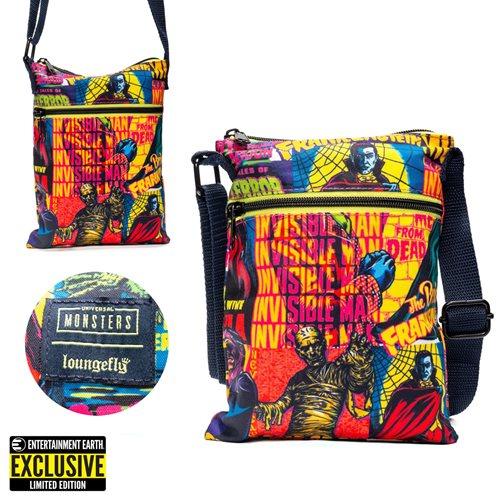 Universal Monsters Passport Bag – EE Exclusive