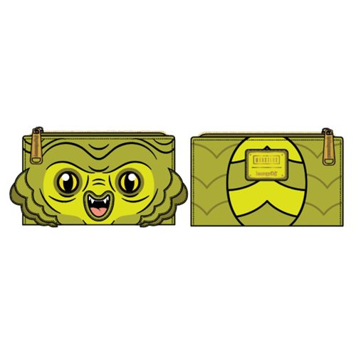 Universal Monsters Creature from Black Lagoon Flap Wallet