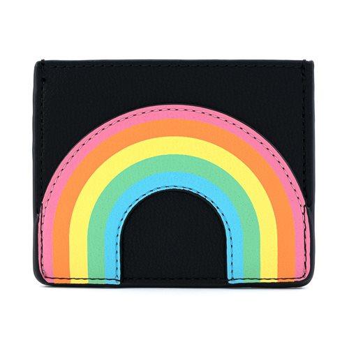 Loungefly Pride Rainbow Cardholder