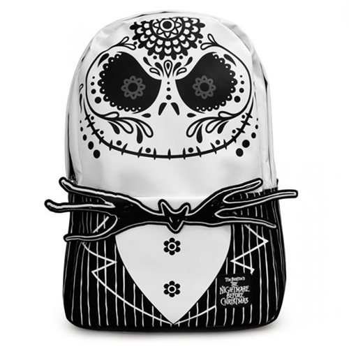 Nightmare Before Christmas Skull Jack Skellington Backpack