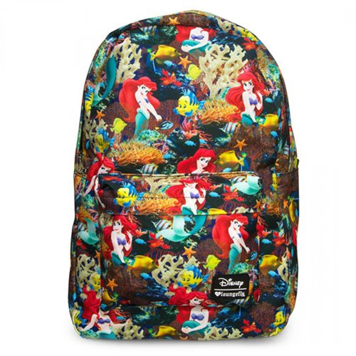 The Little Mermaid Ariel Photo Real Backpack
