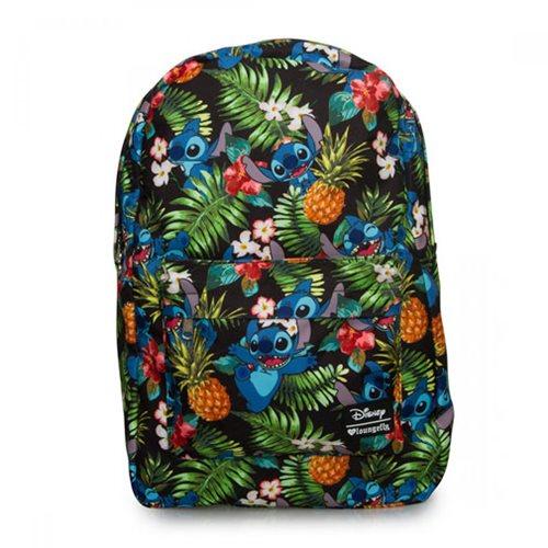 Lilo & Stitch Hawaiian Print Backpack