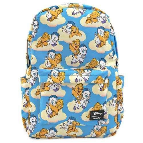 Hercules Baby Hercules and Pegasus Nylon Backpack