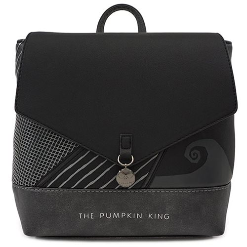 Nightmare Before Christmas Pumpkin King Mini Backpack
