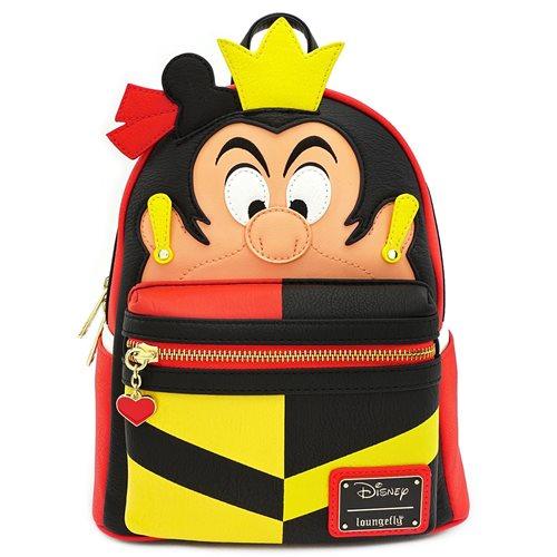 Alice in Wonderland Queen of Hearts Mini Backpack