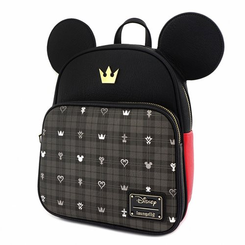Kingdom Hearts Mickey Mini Backpack