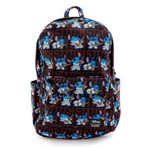 Lilo & Stitch Elvis Stitch Nylon Backpack
